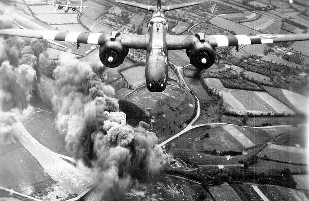 Вторая мировая война. 1944 г