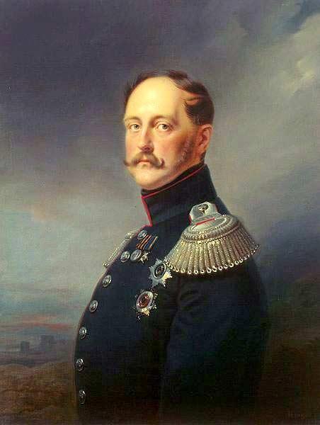 Император Николай 1