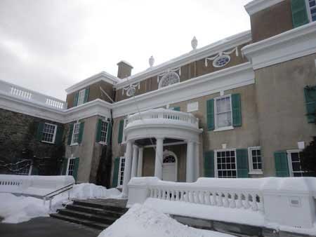 Дом-музей Рузвельта Гайд - Парк