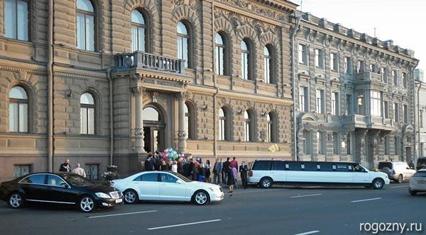 Первый Дворец бракосочетаний (Ленинград, Английская  набережная, 28)