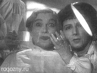 """Кадр из фильма """"Весна""""(1947 г)"""