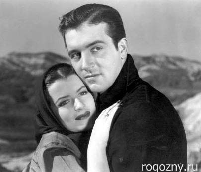 """Кадр из фильма """"Серенада Солнечной долины"""" (1941г)"""